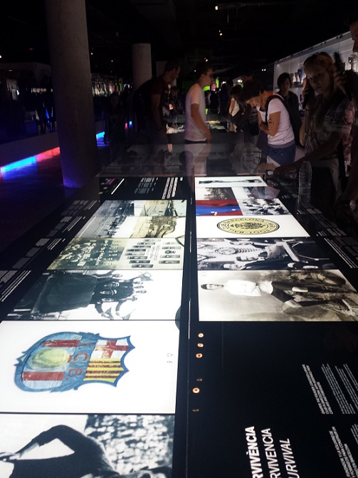 FC Barcelona, muzeum