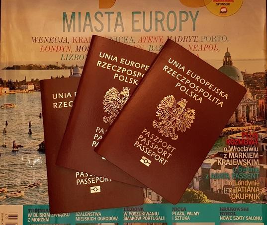 Jak najszybciej wyrobić paszport?