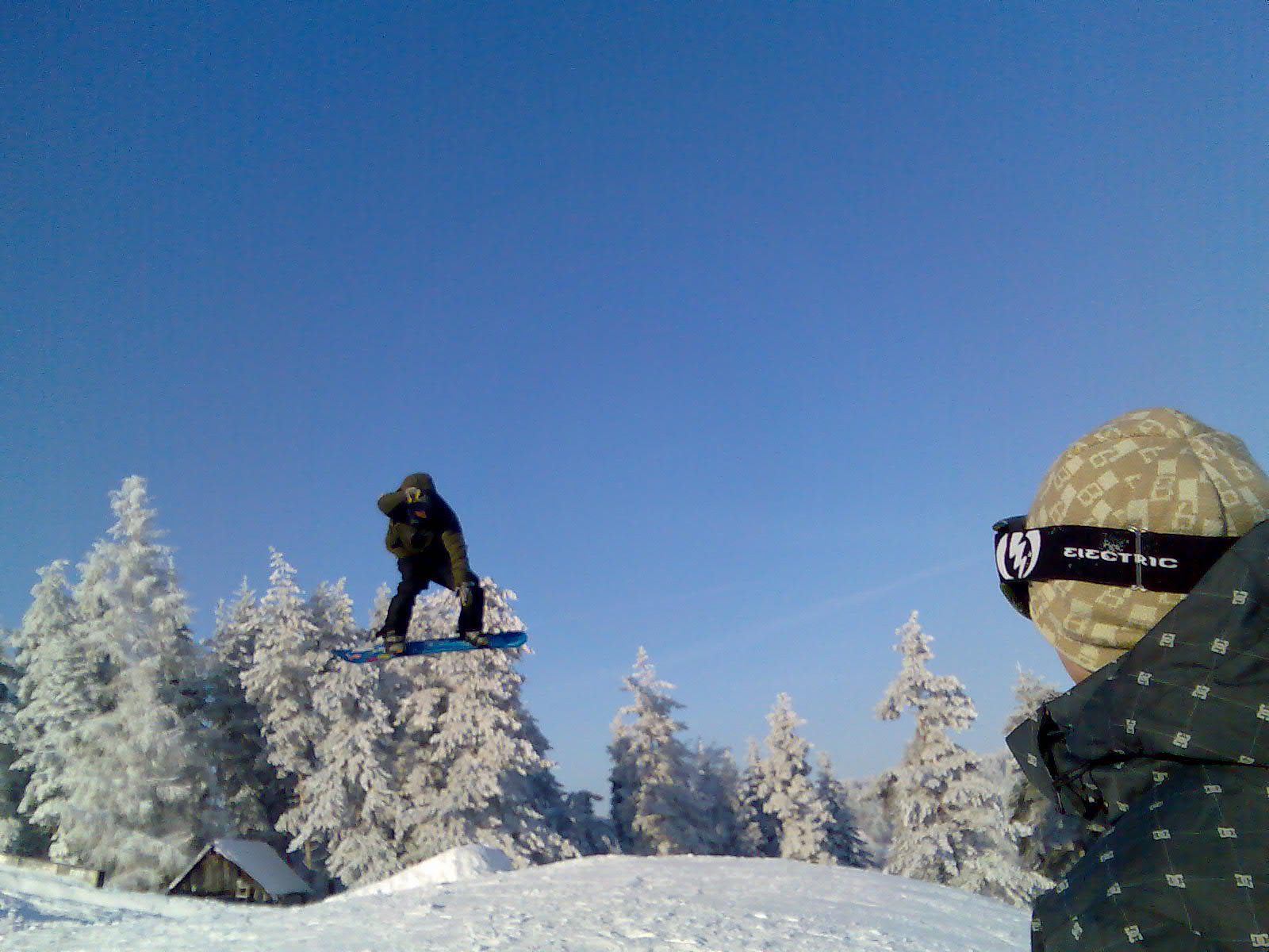 Nauka jazdy na snowboardzie
