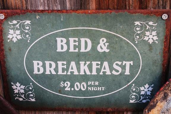 """Uważajcie na oferty """"Bed & Breakfast"""" - nie zawsze są ze śniadaniem!"""