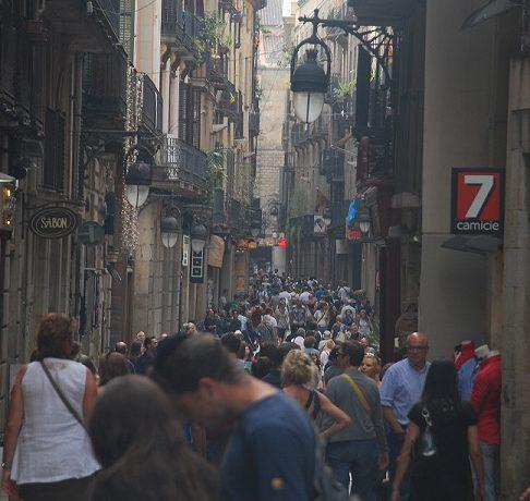 Barcelona - czeka na Was miasto zmysłów