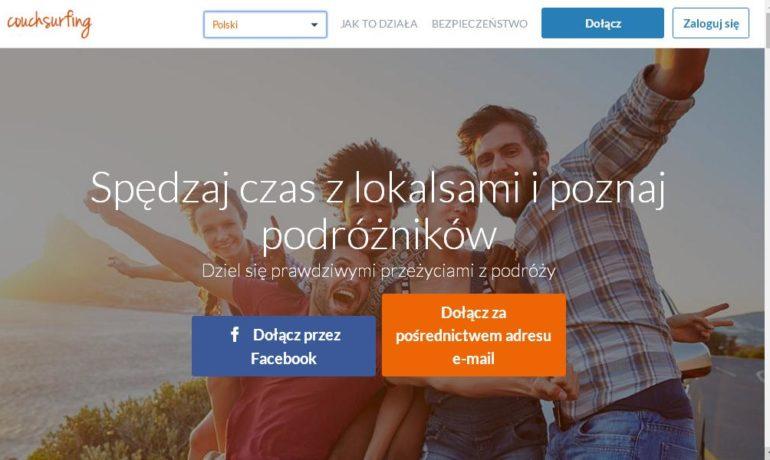 Couchsurfing ciekawym sposobem na urlop