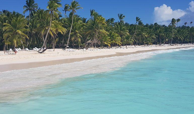 Dominikana, wyspa Saona