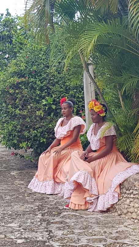 Zdjęcie kobiet, Dominikana