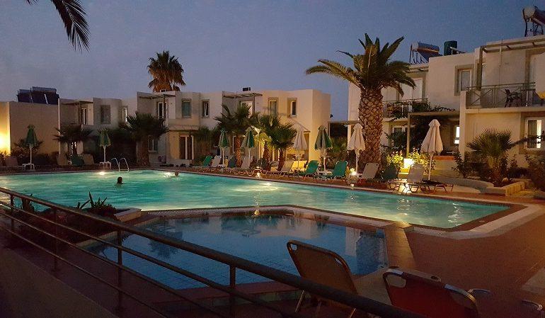 Hotel Georgioupolis Resort na Krecie – dobry wybór dla rodzin z dziećmi