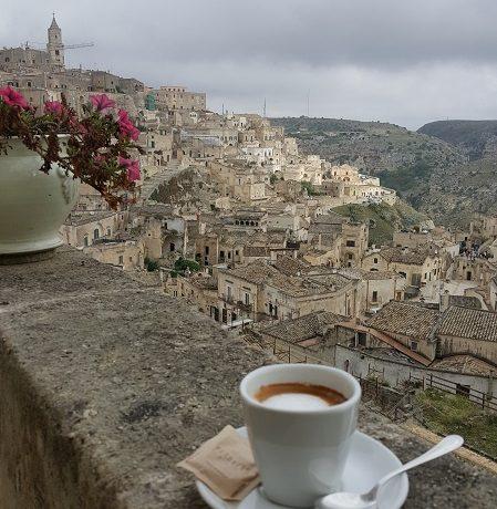 Włochy, Matera, Kamienne miasto