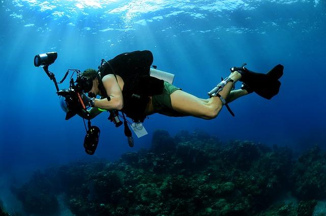 Nurkowanie - odkrywanie siebie i podwodnych bogactw