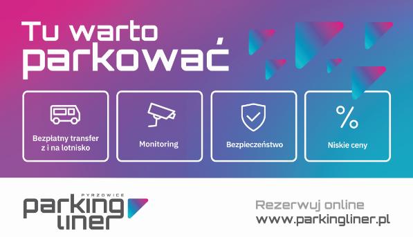 Parking Lotnisko Katowice