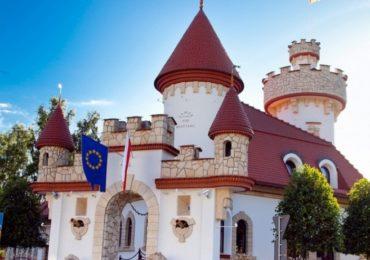 A może nocowanie w zamku w Krynicy?