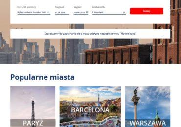 Itaka Hotele - ciekawa opcja na zarezerwowanie hotelu na całym świecie