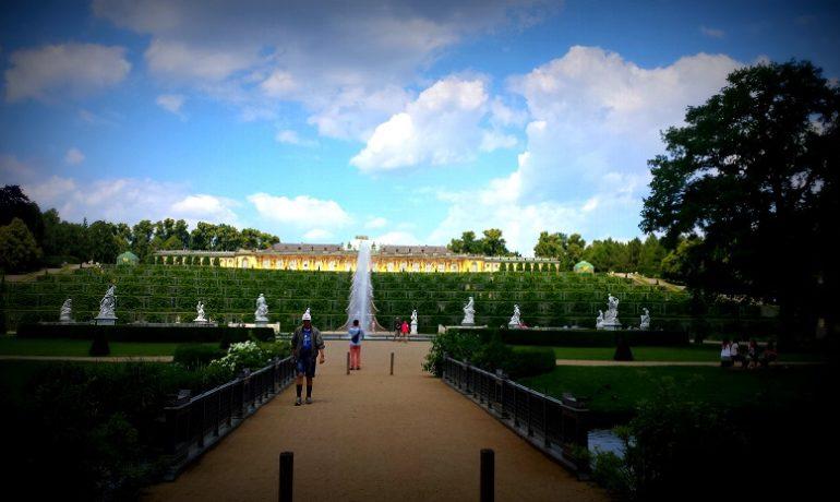 Jedziemy do Poczdamu - miasta pałaców i ogrodów