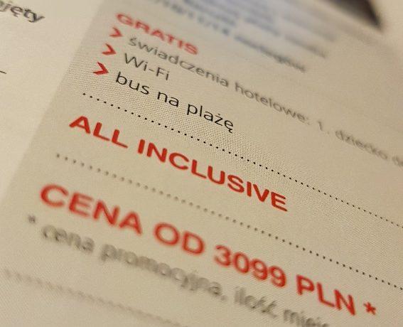 All inclusive - czym jest i jakie są jego rodzaje