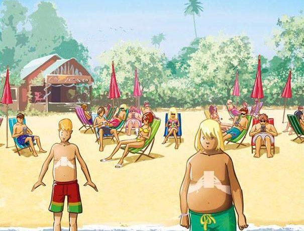 Jak smartfony wpływają na nasze wakacje...