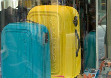 Jak zmienić szyfr / kod w walizce / bagażu podróżnym?