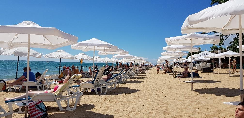 Bułgaria, plaża,