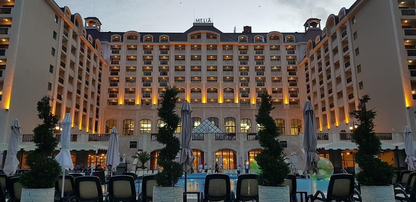 Hotel Melia, Bułgaria, Złote Piaski