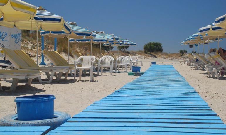 Grecja - gdzie są piaszczyste plaże?