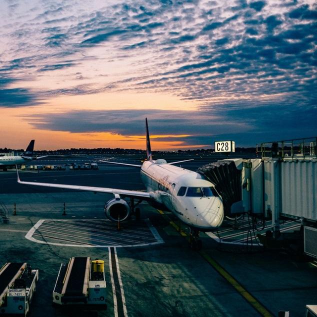 samolot, lotnisko, overbooking