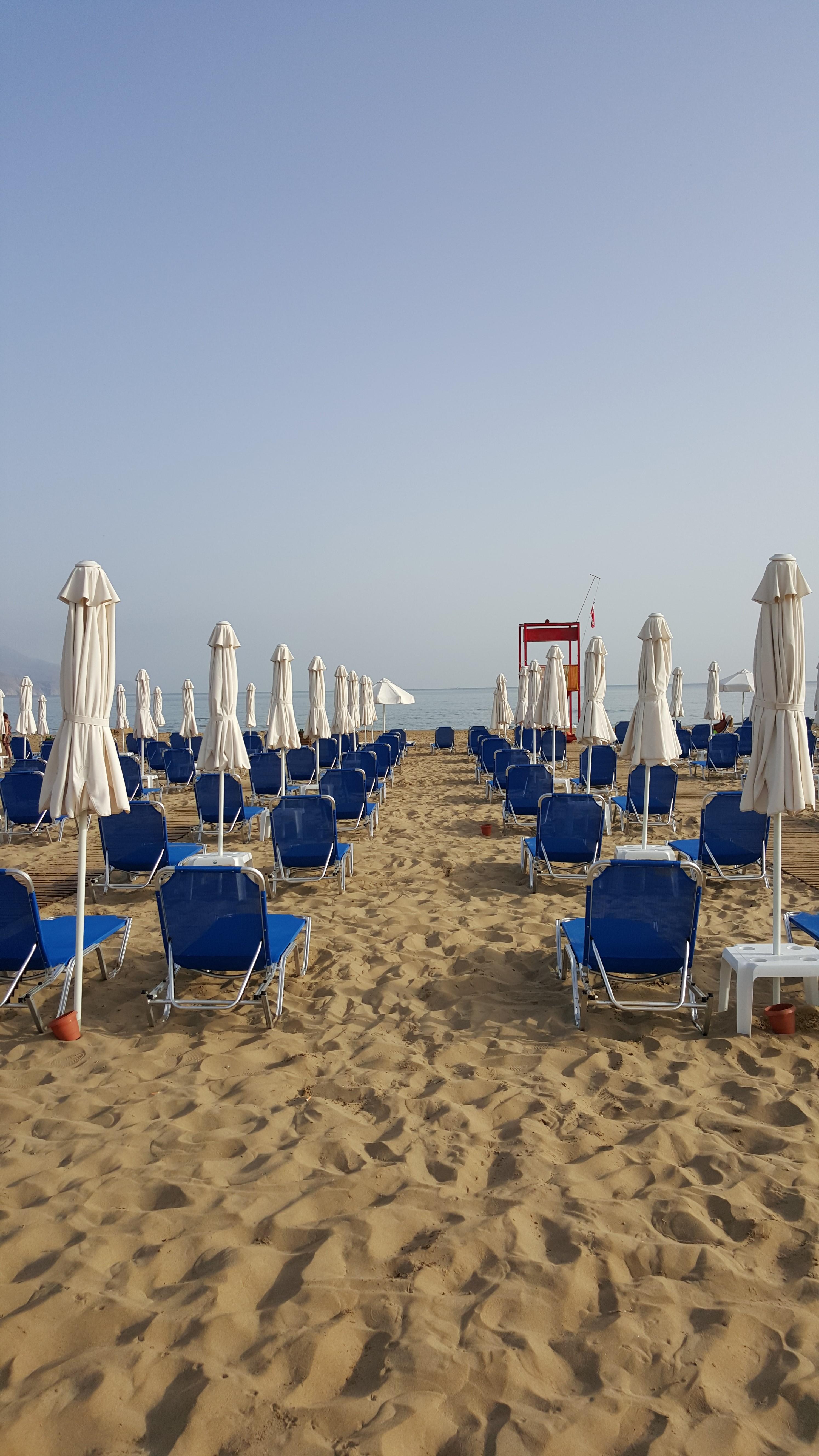Grecja, plaża, Georgioupolis, Kreta