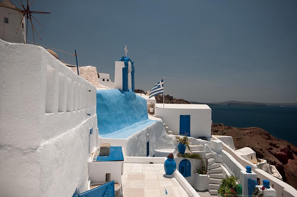 Oto kiedy najlepiej jechać do Grecji - Stantorini