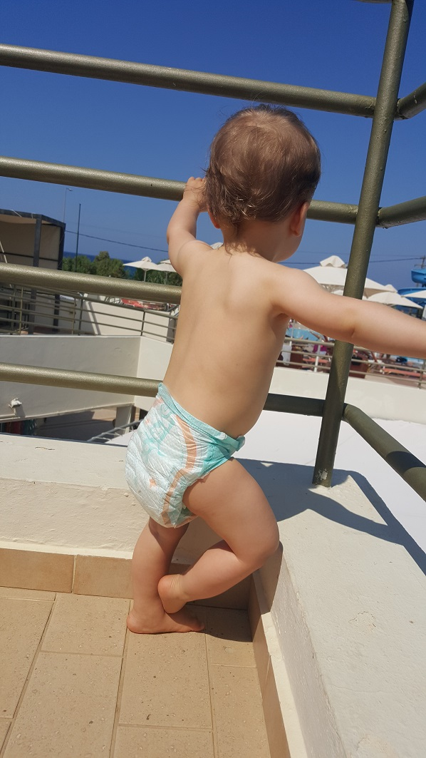 dziecko, wakacje, lato