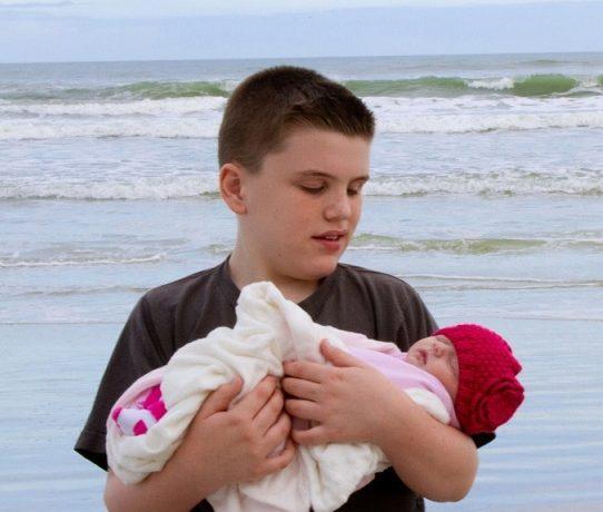 Wyjazd z niemowlakiem nad morze - kiedy i gdzie?