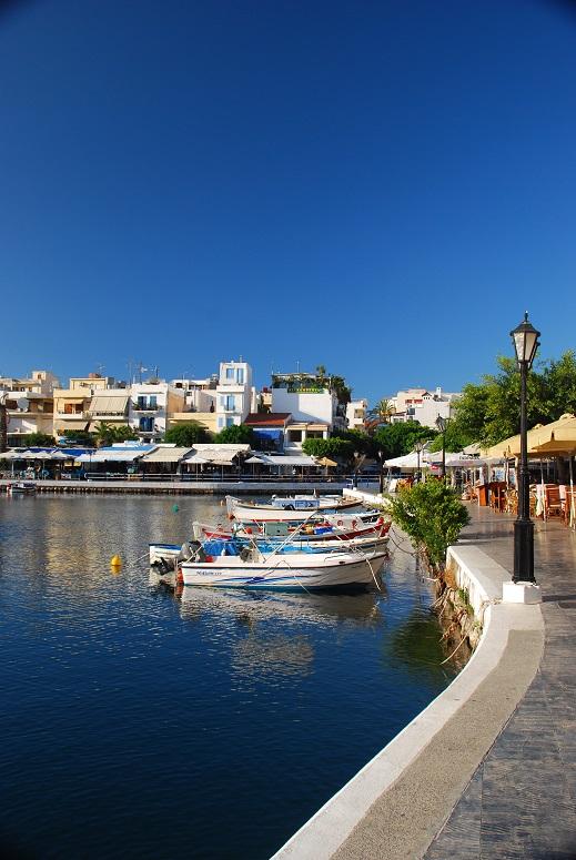 Grecja, Agios Nikolaos