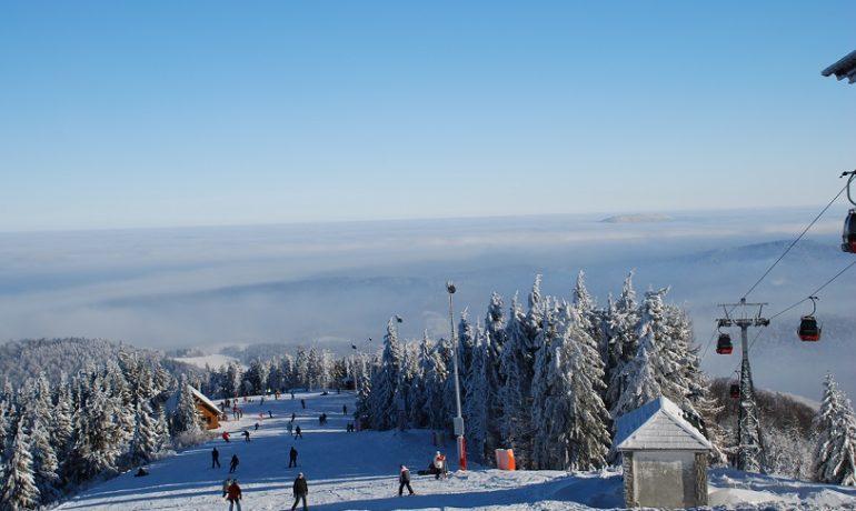 Gdzie na narty w Polsce? Do Krynicy!