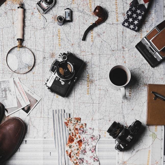 Fotografia, aparaty