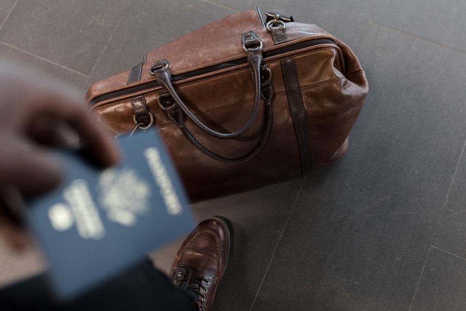Bagaż podręczny, podróże
