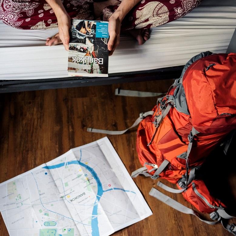 Plecak, pakowanie, podróże