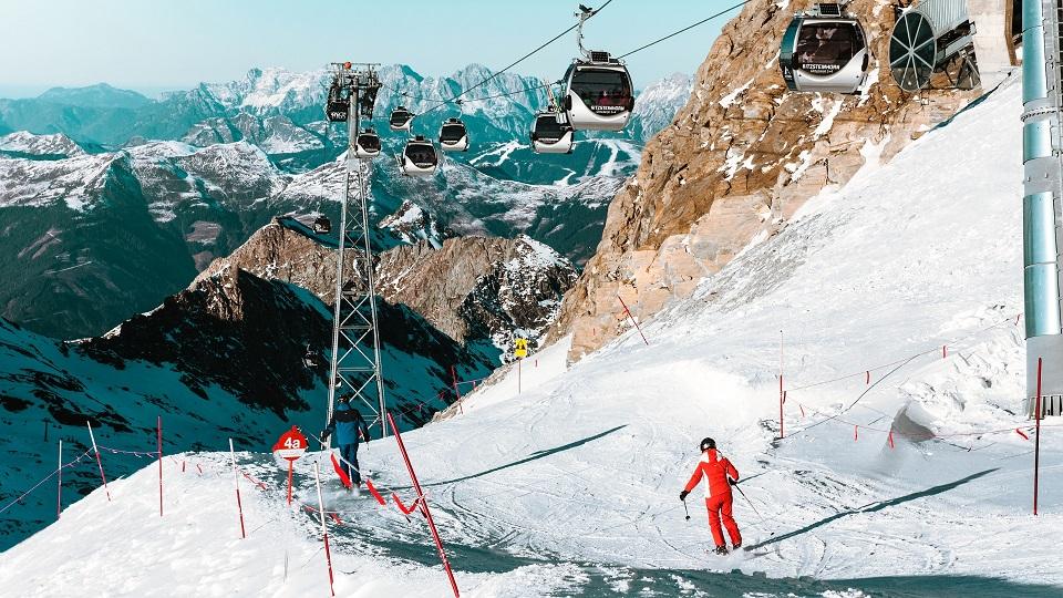 Aktywny wypoczynek na nartach