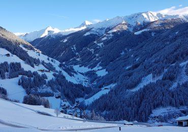 W góry zimą