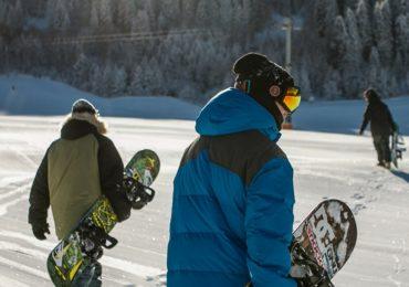 Co na snowboard?