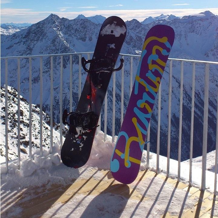 Co na snowboard? | Gdzie i kiedy na urlop? Bagaż