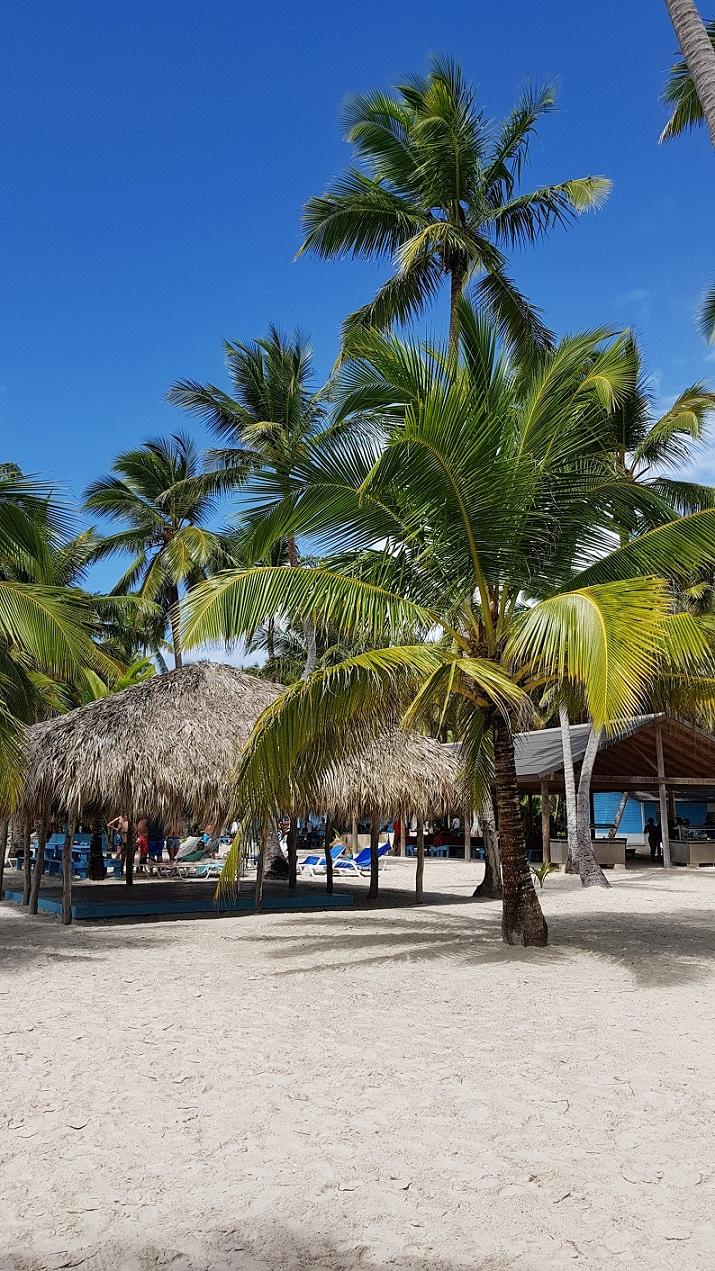 Saona, Karaiby, Domikana
