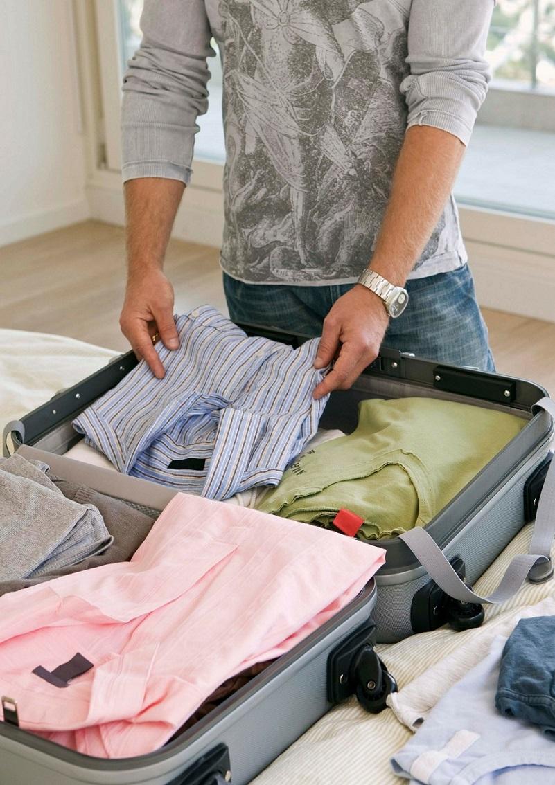 Bagaż, pakowanie, rady