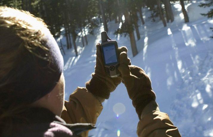 Nawigacja GPS do lasu i innych pieszych wycieczek