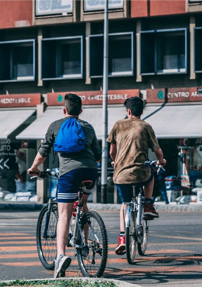 Rower, zwiedzanie