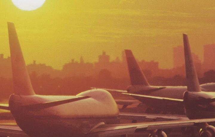 Nasz pierwszy lot samolotem i strach przed lataniem