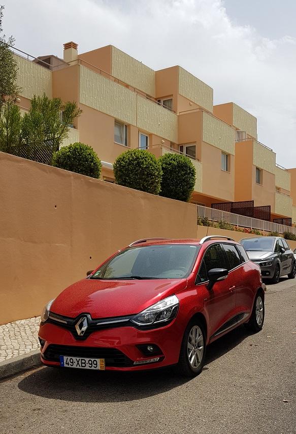 Algarve, auto, wypożyczalnia