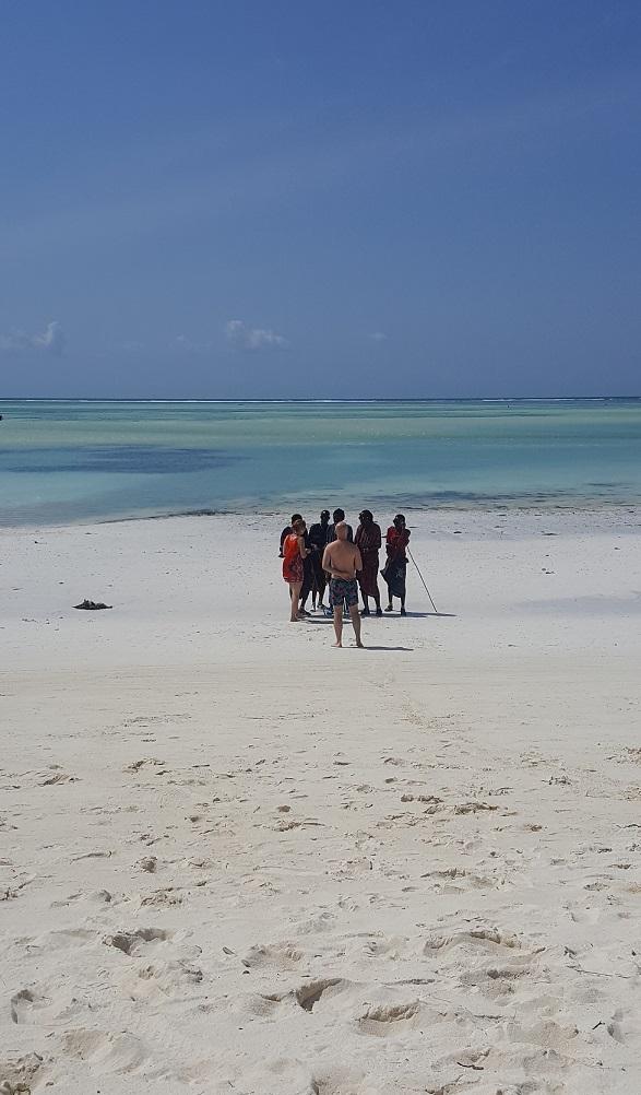 Zanzibar - handlarze