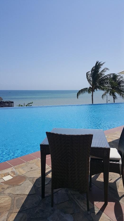 Zanzibar - taki widok z hotelu to marzenie każdego urlopowicza