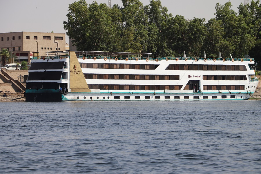 Egipt - rejs statkiem wycieczkowym po Nilu
