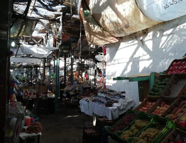 Egipt - targ w Hurghadzie