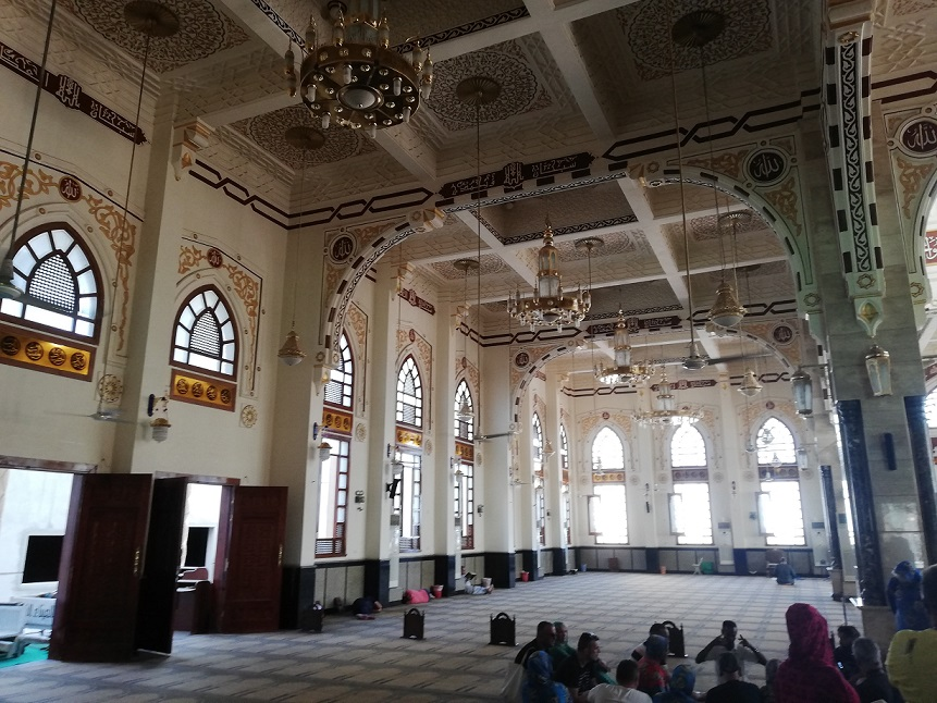 Egipt, meczet