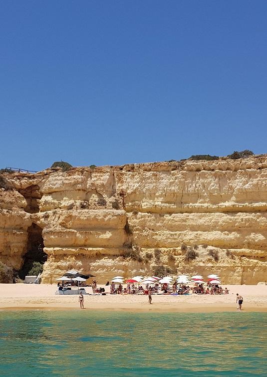 Portugalia - słoneczne wakacje w Algarve