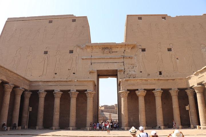 Egipt, Edfu