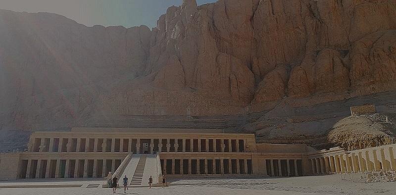 Egipt, Świątynia, Hatszepsut