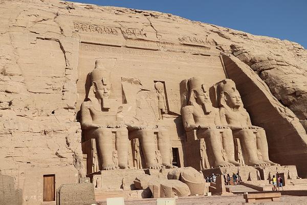 Egipt, Abu Simbel,